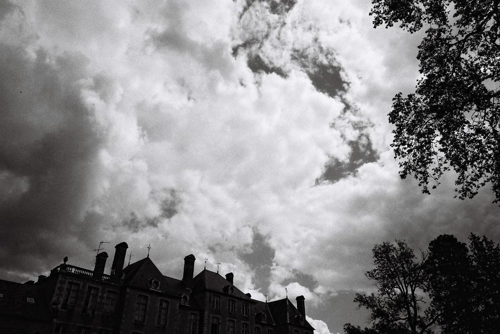 Contre-jour nuageux II