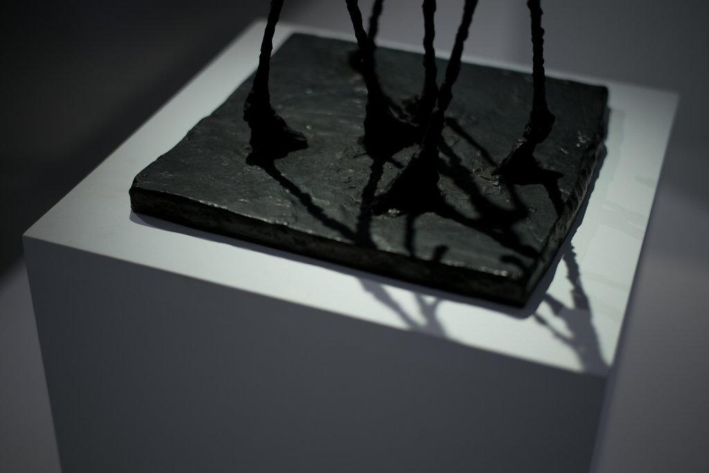 Giacometti à Maillol