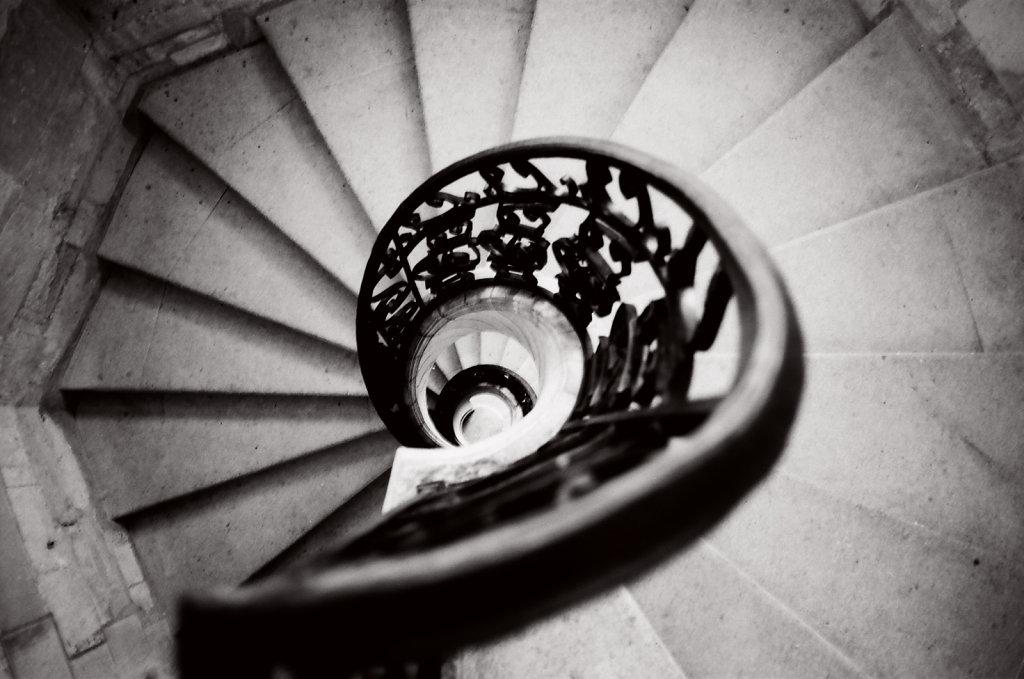 Escalier IV